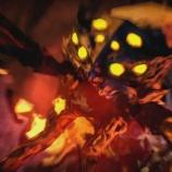 『【モンハンライズ】ヤツカダキ、ゲネルセルタスの骨格か?もしかしたらかなり終盤で出る強力なモンスターかも?』の画像