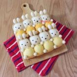 『【満員御礼終了】7月~9月前半 特別講師umiさんのキャラちぎりパン教室』の画像