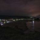御野立公園 夜景