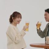 キリン一番搾り生ビールのCM、ゲストに指原莉乃が登場