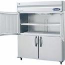 洋菓子屋様への4ドア冷凍庫