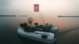 船で釣りに来た!!(※画像あり)