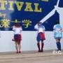 【動画】JKが文化祭の練習で踊ってみたら dance fly skirt 23