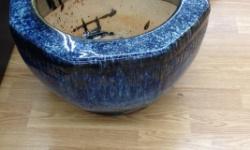 リサイクルショップにこの火鉢が売ってたんだけど、メダカ用にどうだろう