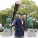 阪神ドラ4前川に指名あいさつ「目の前のことをコツコツ」先輩の巨人・岡本超え目指す!