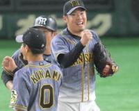 【阪神】西勇が自身初の2試合連続完封!二塁踏ませず!球団日本投手では湯舟以来28年ぶり!!