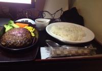 ネカフェの飯(700円)wwww