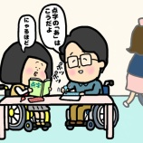 『6.特別支援学校の先生になることを夢みた電動車いすの私〜望む生き方〜』の画像