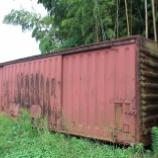 『放置貨車 ワム80000形ワム184429』の画像