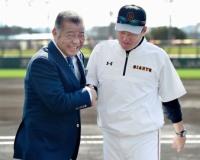 掛布「広島の4連覇を止めるのは阪神か巨人」