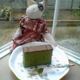 『都路里の抹茶カステラ♪』の画像