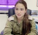 イスラエル軍の対テロ部隊に所属する日本人女性 清水軍曹(21)