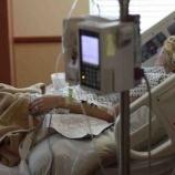 『【新型コロナウイルス】死亡リスクを調べてみたら、高齢者は発熱してからでは遅いこともあることが分かった!』の画像