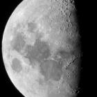 『投稿:BORG77EDIIによる月面&木星・土星・飛行機の接近 2020/12/28』の画像