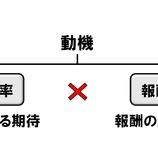 『モチベーション理論を学ぶ(6)「期待理論」』の画像