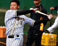 【悲報】どんでん「阪神でちゃんと振れてる選手は大山だけ」