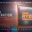 Ryzen 9 3950Xと第3世代Threadripperは11月発売