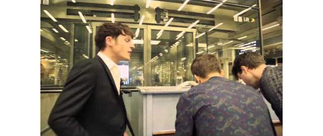 CITIZENS! - Uptown Funk cover at St Pancras