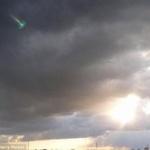 【画像】クラゲ型UFOが目撃される