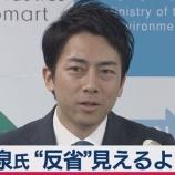 『【は?】小泉進次郎「地球の未来を救いたい!だから高効率の発電所は認めません」← これ・・・』の画像