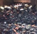 【何をする気だったのか】 民家から銃1万丁、チェーンソー150台などを押収
