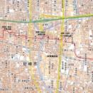 尼崎市、JR尼崎駅から三角点を三ヶ所、公園編