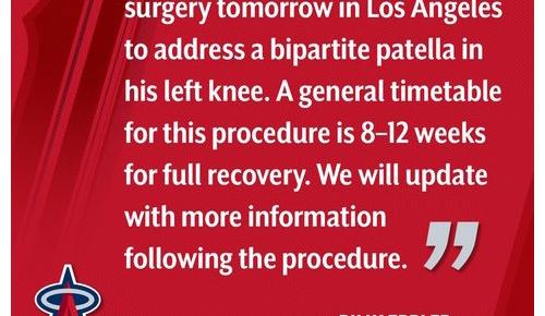 大谷翔平が今季絶望、左膝の二分膝蓋骨の手術で全治8〜12週間(エンゼルスファンほか海外の反応)