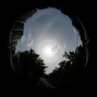 『子供の日の日暈~LAOWA4/F2.8フジX用と7.5/2MFT用の比較 2020/05/05』の画像