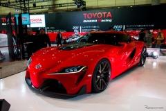 トヨタの「スープラ」後継モデル、登場は2018年に延期に?