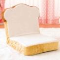 美味しい座椅子、できました。ふっくら食パンの座椅子…