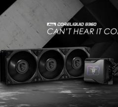 「MSI MEG CORELIQUID S360」が登場