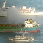 【台湾】中国船が国境越えて海砂を違法採取!海巡署が出動し任務遂行、差し押さえ! [海外]