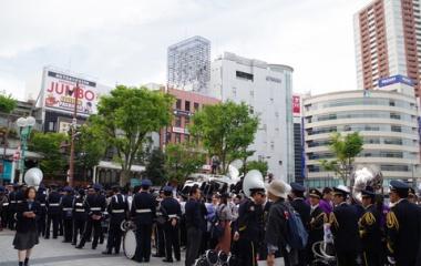 『浜松まつり2017☆吹奏楽パレードと出世の館』の画像