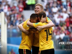 【 ベルギー vs イングランド 】試合終了!後半にアザールがゴールを決めて2-0でイングランドを撃破!ベルギーが3位に!