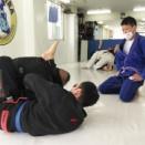 5月9日、日曜昼柔術クラス