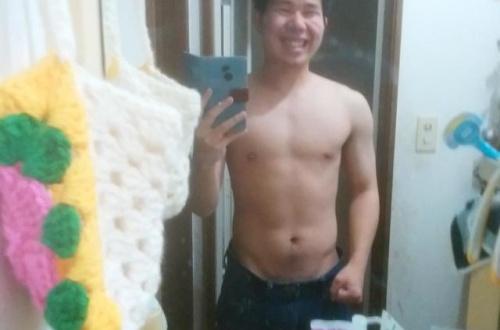 ダイエットはじめて2週間くらいの俺の現時点での肉体はどうでしょうか?のサムネイル画像