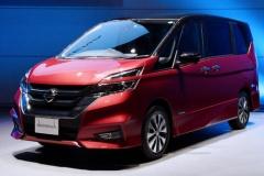 日産「セレナ」発売! 高速道で自動走行、国内メーカーで初搭載 291万円から