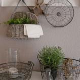 『参考になる!植物のあるおしゃれなカフェ風キッチン画像まとめ 1/2』の画像