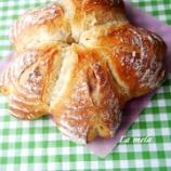 『ホシノ酵母 桜カンパーニュと揚げパン』の画像