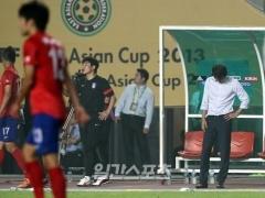 また0-0・・・韓国の初勝利は失敗に