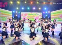【AKB48SHOW】チーム8が「抱きしめちゃいけない」をフルサイズで披露!【キャプチャ】