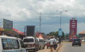 ウガンダ第2の都市