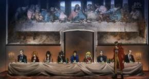 【ルパン三世】第18話 感想 敵も味方も一緒にディナー【2015】