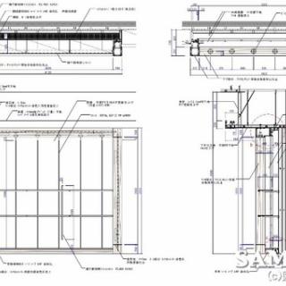 図面屋.com_店舗設計の詳細図資料集