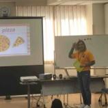 『本日開催の戸田市国際交流協会主催「親子で英会話」教室を、TiFA広報情報委員会ボランティアとして取材!ブルーライオンイングリッシュさんの指導力に感服しました。』の画像