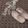 話題の【雑誌付録】レビュー!ムーミンの刺繍が豪華な、ふわふわスリッパ!