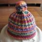 №162-5 Opalの糸で帽子 Hundertwasser2102