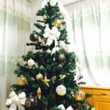 『我が家のクリスマス2015』の画像