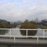 『宮沢橋からの風景』の画像