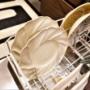 盛り付けベタでも映える!食洗機・レンジOKの「おめかし」輪花皿♪